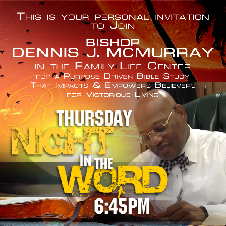 Thursday Night in the Word