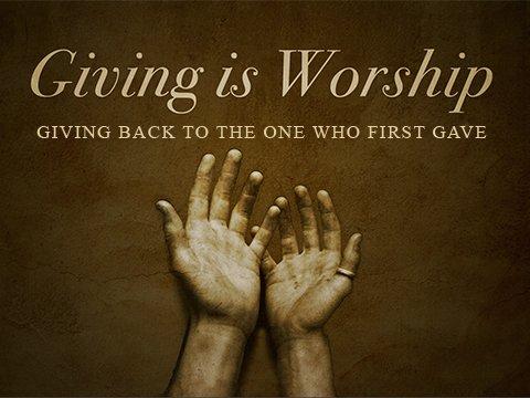 Giving Online